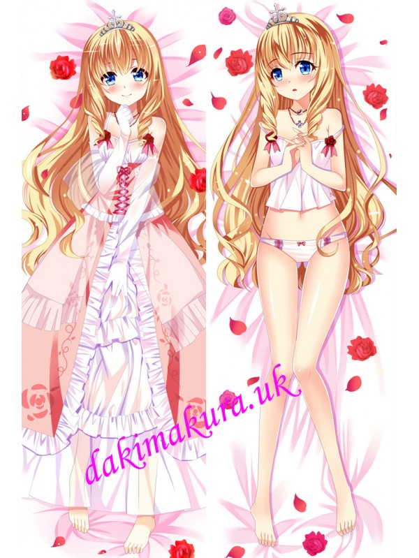 Amagi Brilliant Park Sento Isuzu Body hug pillow dakimakura girlfriend body pillow cover