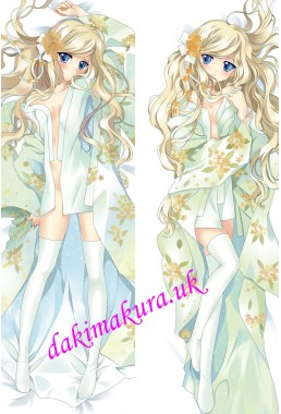 Anime Dakimakura Japanese Love Body Pillow Cover