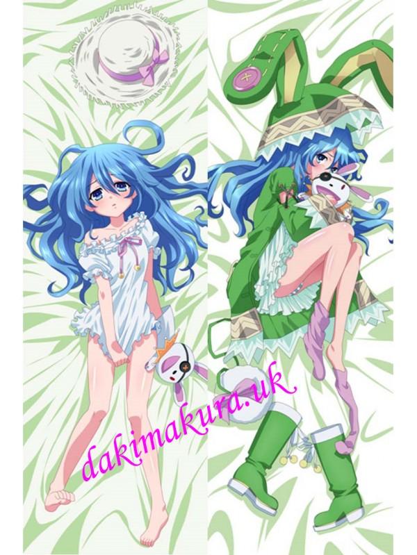 Date a Live - Yoshino Anime Dakimakura Japanese Love Body Pillow Cover