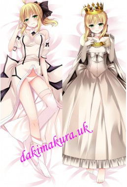 Fate Stay Night Anime Dakimakura Japanese Pillow Cover