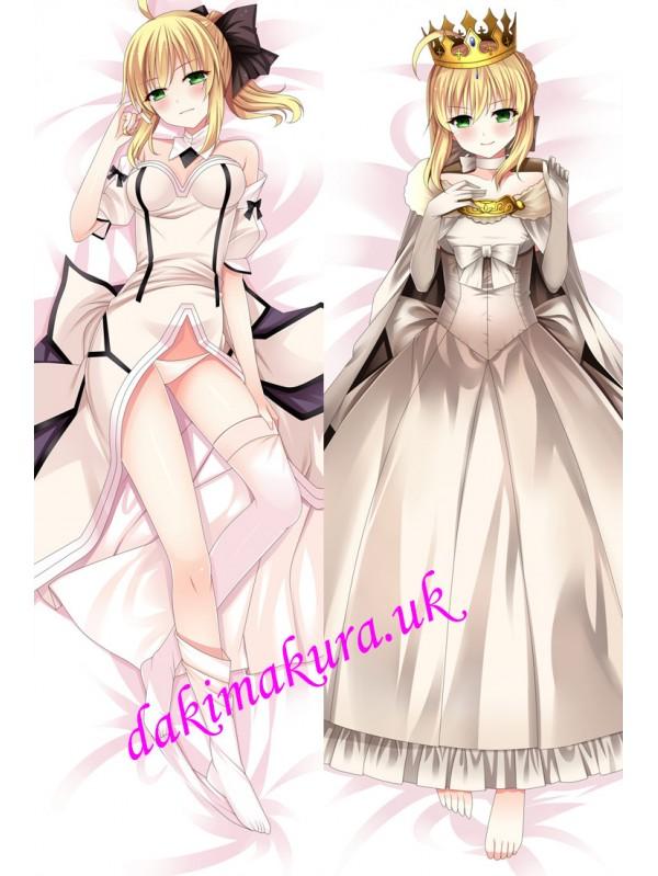 Fate Stay Night Anime Dakimakura Japanese Pillow Cover