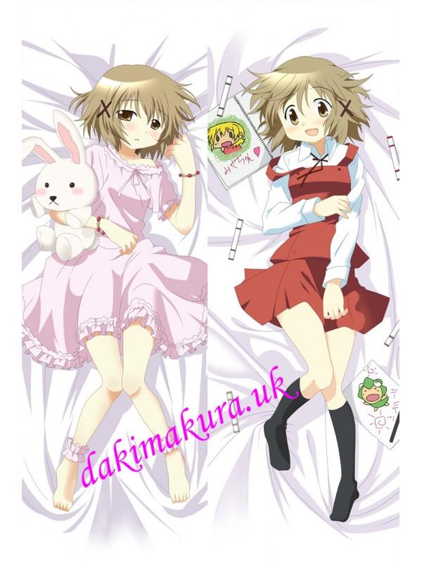 Hidamari Sketch Body hug pillow dakimakura girlfriend body pillow cover