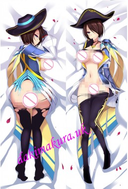 League of Legends Anime Dakimakura Japanese Love Body Pillow Cover