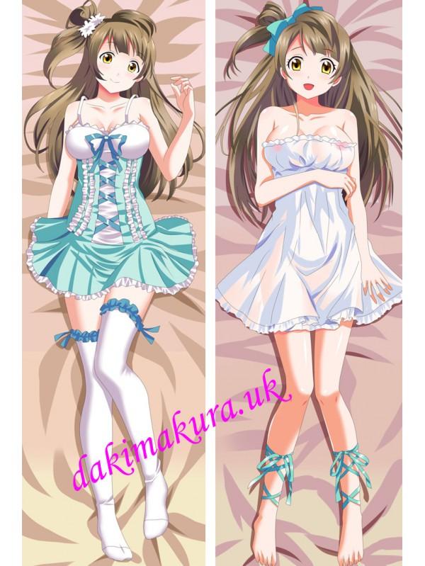 Love live Anime Dakimakura Japanese Love Body Pillow Cover