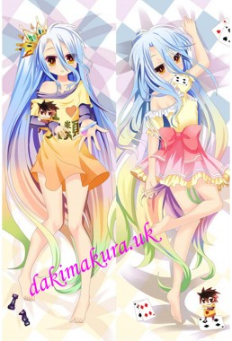 No Game No Life Japanese hug pillow dakimakura pillow case online