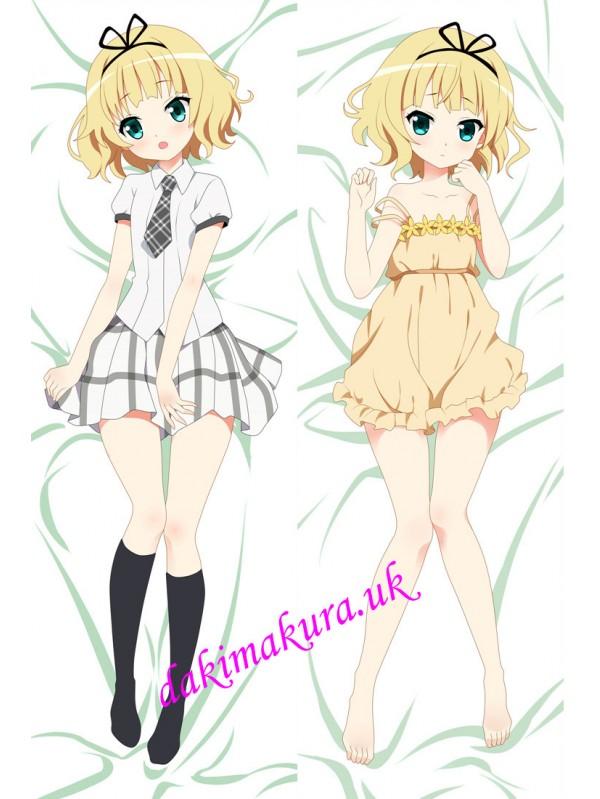 Is The Order Rabbit Full body pillow anime waifu japanese anime pillow case