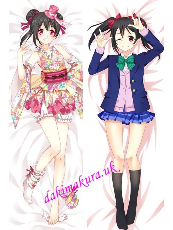 Love Live Nico Yazawa Anime Japanese Pillow Cover