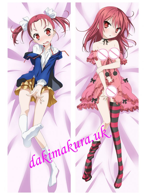 Accel World Anime Dakimakura Japanese Love Body Pillow Case