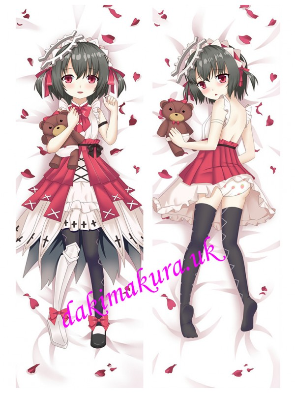 AnchoR - Clockwork Planet Anime Dakimakura Japanese Hugging Body Pillow Cover