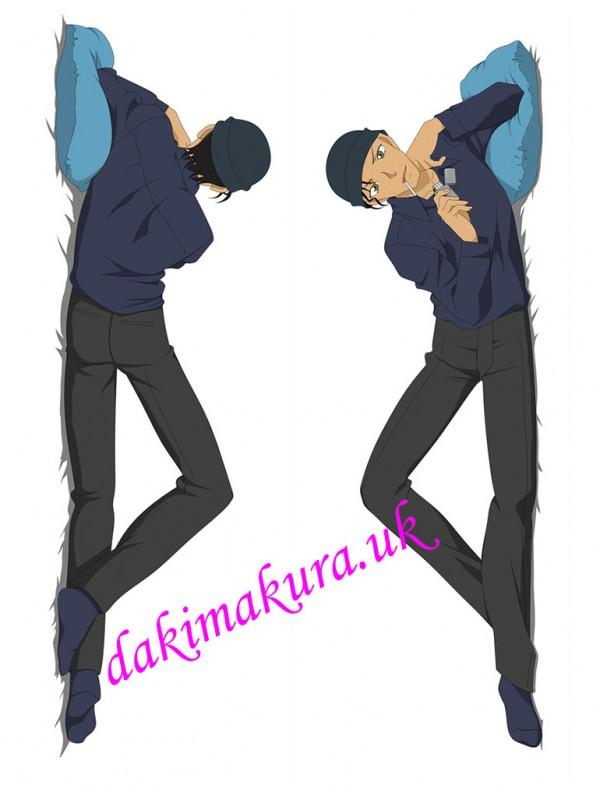 Detective Conan Male Anime Dakimakura Japanese Hugging Body Pillow Cover