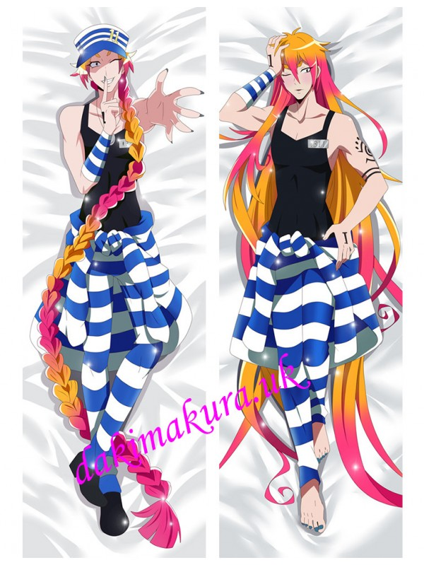 Detentionhouse Nanbaka Anime Dakimakura Japanese Love Body Pillow Case