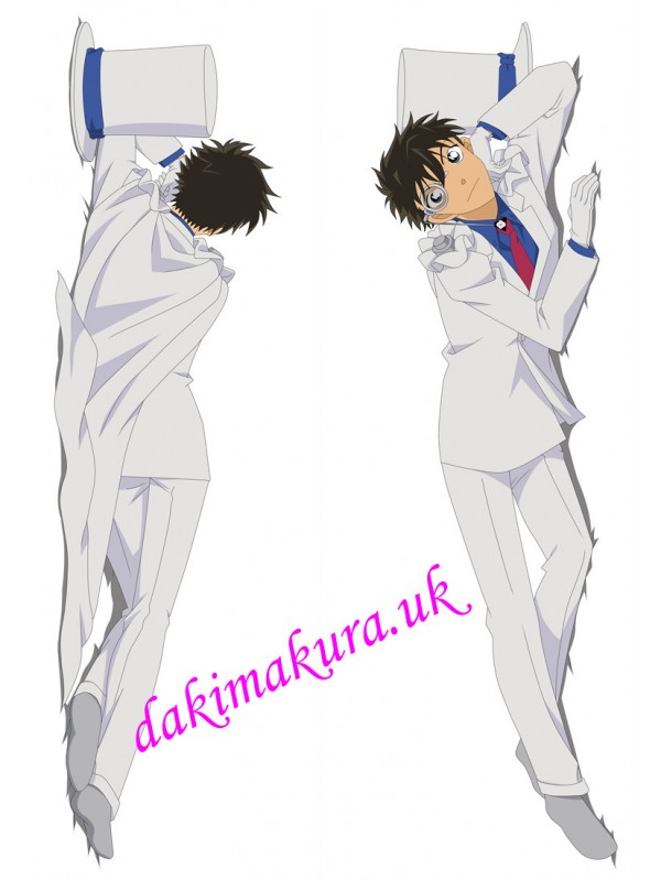 Kaitou Kid - Magic Kaito Male Anime Dakimakura Japanese Hugging Body Pillow Cover