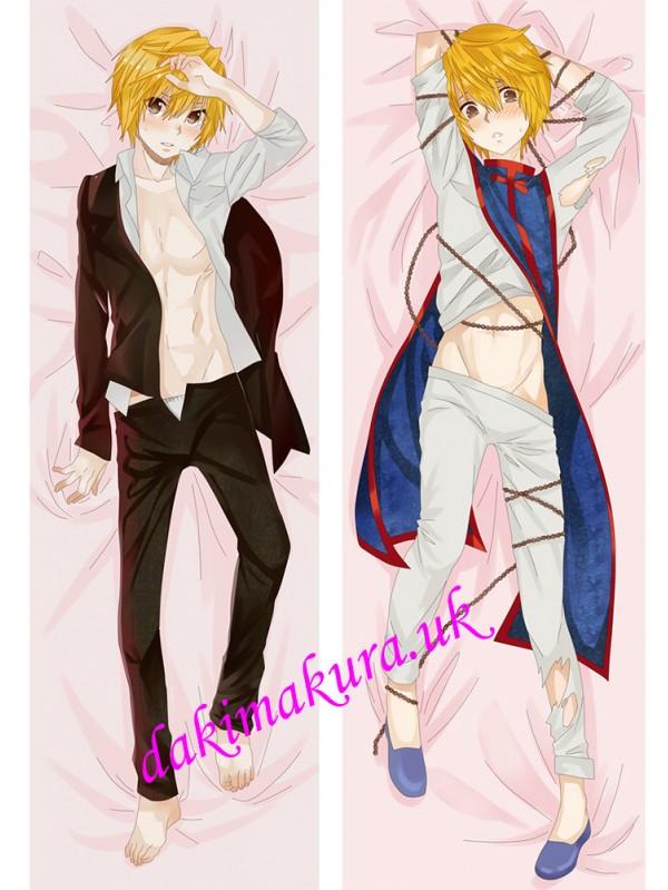 Kurapika - Hunter x Hunter Male Anime Dakimakura Japanese Hugging Body Pillow Cover