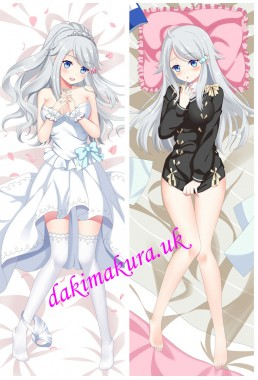 Nayuta Kani - A Sisters All You Need Anime Dakimakura Japanese Hugging Body Pillow Cover