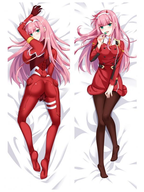 Code:015 Ichigo-DARLING in the FRANXX Japanese Hug Body Pillow Case