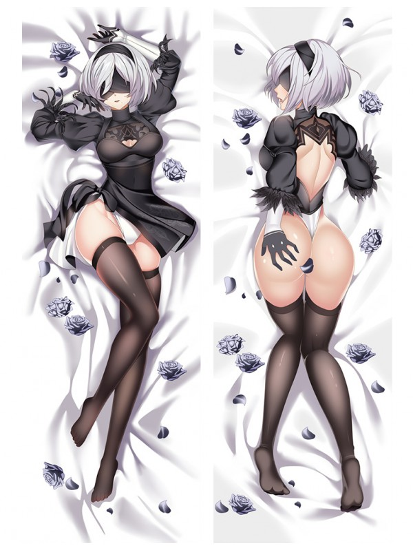 2B - Nier Automata Anime Dakimakura Love Body PillowCases