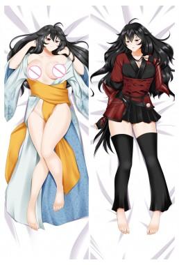 Akeno Himejima - High School DxD Long anime japenese love pillow cover