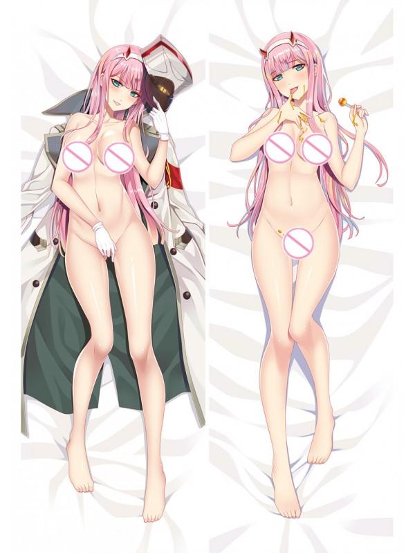 Code015 Ichigo-DARLING in the FRANXX Japanese character dakimakura pillow cover