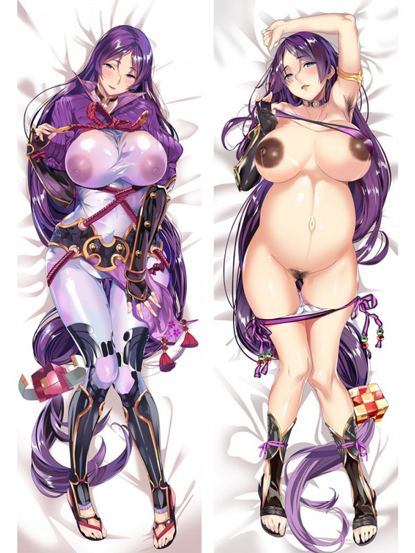 2018 NEW FATE Japanese big anime hugging pillow case