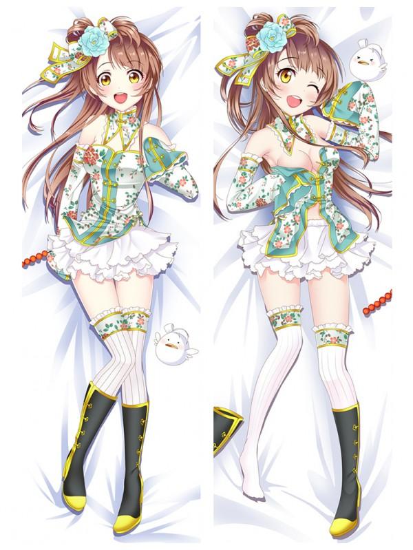 Kotori Minami - Love Live Japanese character body dakimakura pillow cover