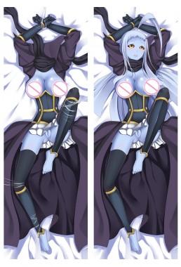 Lala - Monster Musume Anime Dakimakura Japanese Hug Body Pillow Case