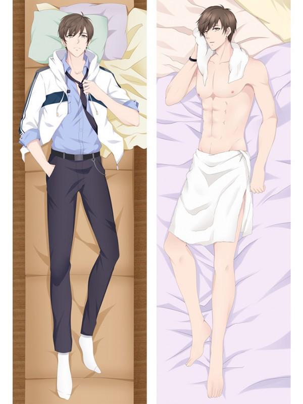 Love and Producer Anime Dakimakura Japanese Love Body Pillow Cover