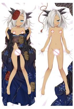 Monobeno Body hug dakimakura girlfriend body pillow cover