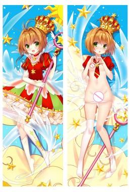 Sakura Kinomoto - Cardcaptor Sakura 3d pillow japanese anime pillow case