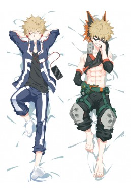 Bakugou katsuki - My Hero Academia Full body waifu japanese anime pillowcases