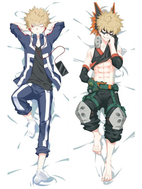 Bakugou katsuki - My Hero Academia Full body waifu japanese anime pillowcases