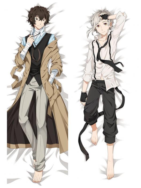 Bungou Stray Dogs Male Anime Dakimakura Store Hugging Body Pillow Covers