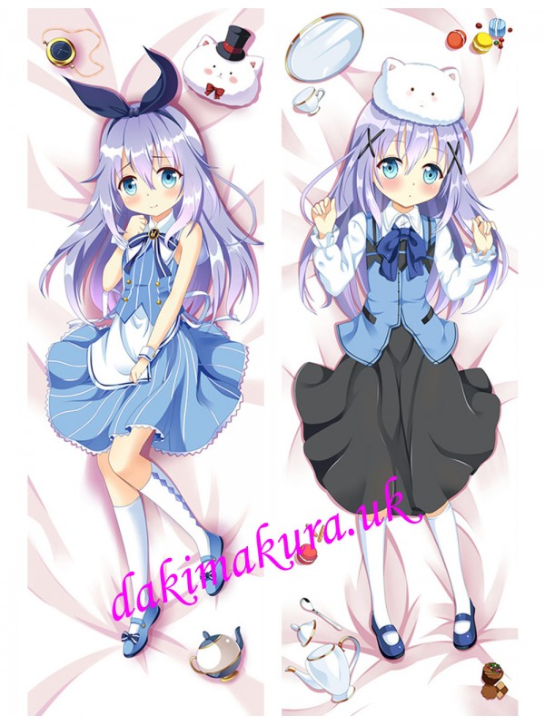 Chino Kafu - Is the Order a Rabbit Long pillow anime japenese love pillow cover