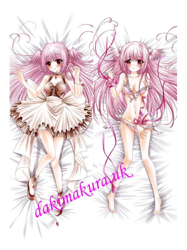 Fantasy Maid Anime Dakimakura Japanese Hugging Body Pillow Cover