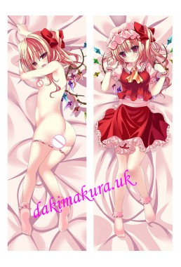 Flandre Scarlet - Touhou Project Anime Dakimakura Japanese Hugging Body Pillow Cover