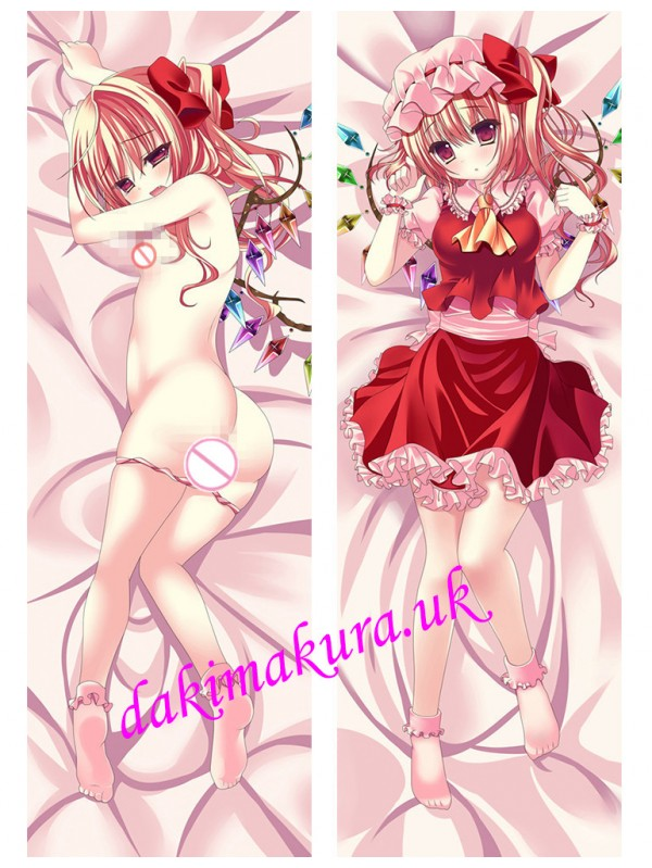 Flandre Scarlet - Touhou Project Anime Dakimakura Japanese Hugging Body Pillow Cover