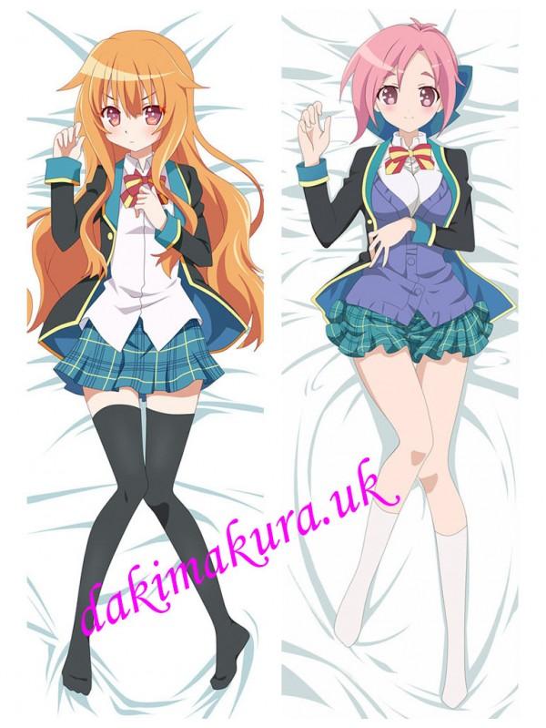 GJ Club Anime Dakimakura Japanese Hugging Body Pillow Cover