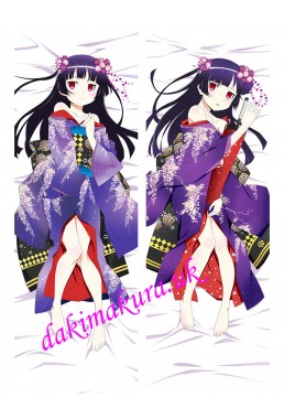 Gokou Ruri - Oreimo Japanese anime body pillow anime hugging pillow case