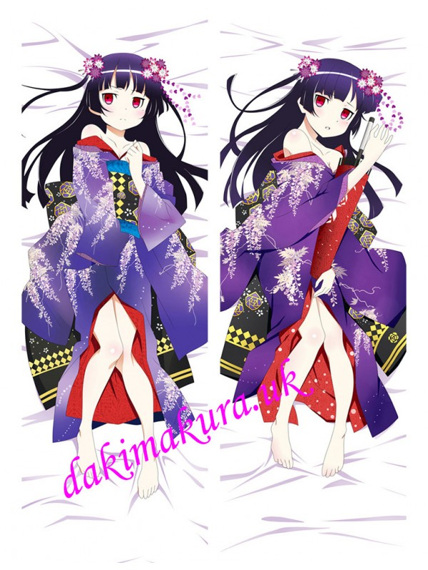 Gokou Ruri - Oreimo Japanese anime body pillow anime hugging pillow case