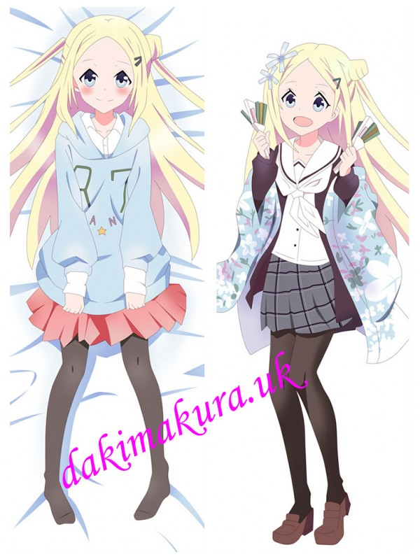 Hana Fountainstand - Hanayamata Anime Dakimakura Japanese Hugging Body Pillow Cover
