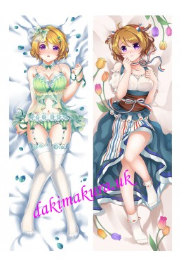 Hanayo Koizumi - Love Live Anime Dakimakura Japanese Hugging Body Pillow Cover