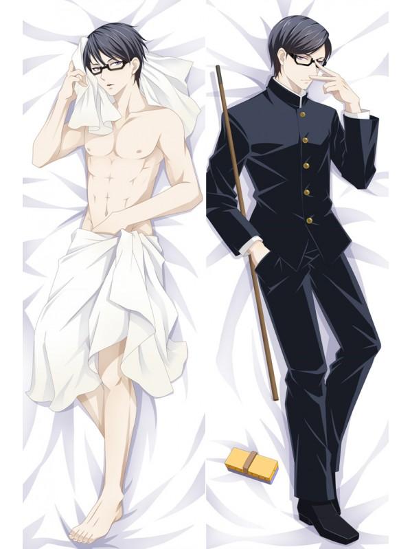 Haven't You Heard I'm Sakamoto Anime Dakimakura Store Hugging Body Pillow Cover