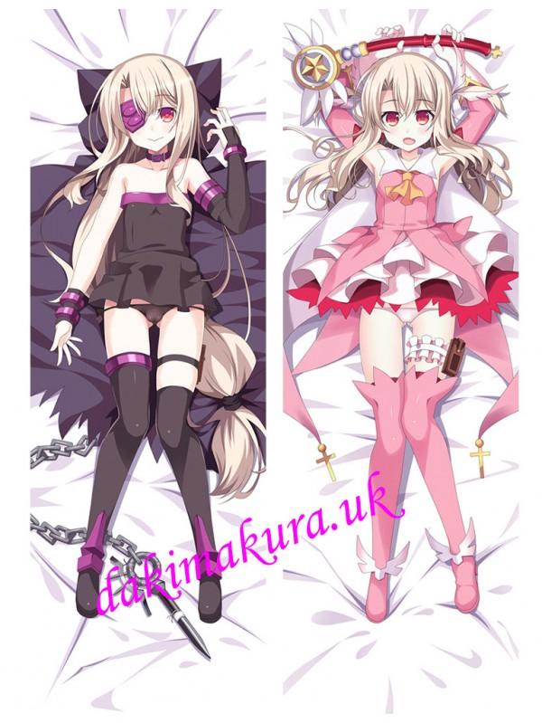 Illyasviel von Einzbern - Fate-kaleid liner PRISMA ILLYA Full body pillow anime waifu japanese anime pillow case