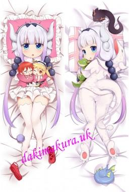Kanna Kamui - Miss Kobayashi's Dragon Maid Anime Dakimakura Japanese Love Body Pillow Cover