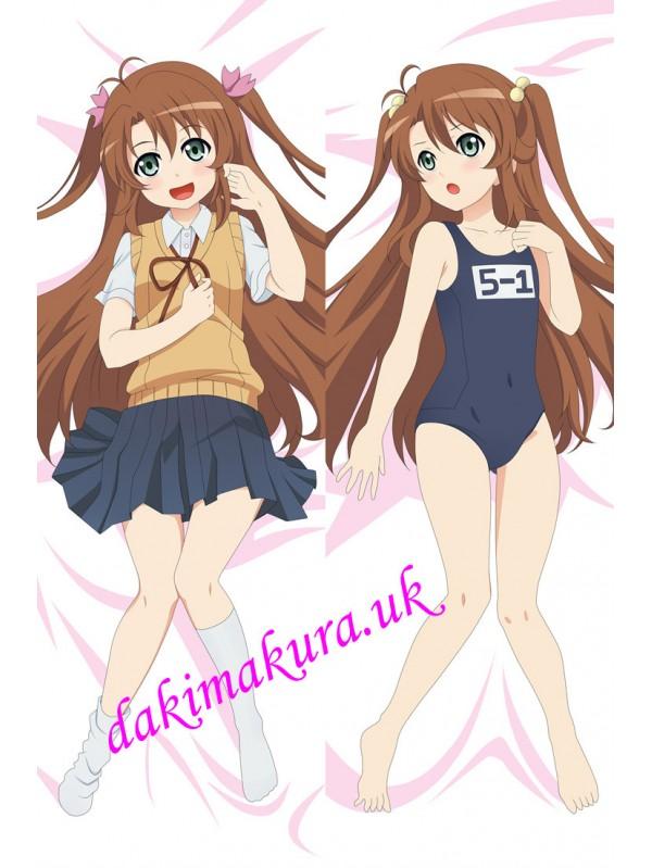 Komari Koshigaya - Non Non Biyori Japanese anime body pillow anime hugging pillow case