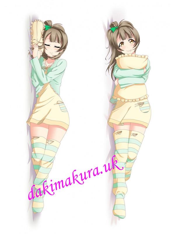 Kotori Minami - Love Live Anime Dakimakura Japanese Love Body Pillow Cover