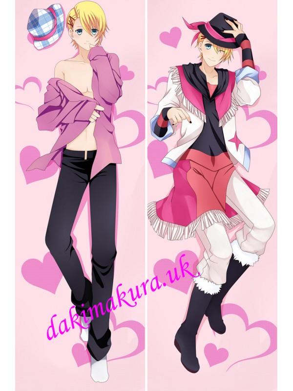 Kurusu Syo - Uta no Prince-sama Male Full body pillow anime waifu japanese anime pillow case