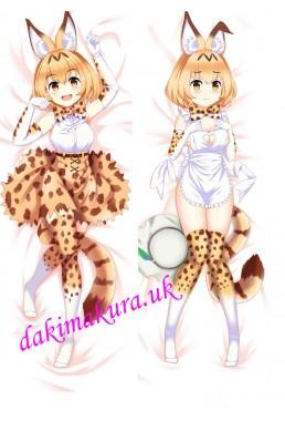 Serval - Kemono Friends Full body pillow anime waifu japanese anime pillow case