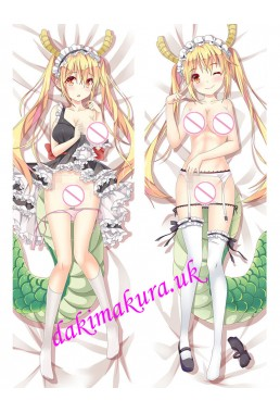 Tohru - Miss Kobayashi's Dragon Maid Anime Dakimakura Japanese Love Body Pillow Cover