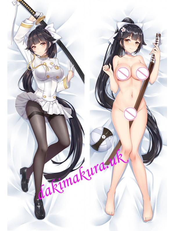 Azur Lane Anime Dakimakura Japanese Hugging Body Pillow Cover sale