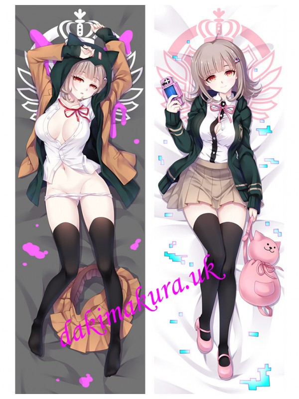 Chiaki Nanami - Danganronpa Anime Dakimakura Japanese Hugging Body Pillow Cover
